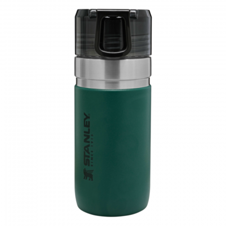 The Vacuum Insulated Water Bottle 0.47L | 16OZ |Moss Green0