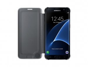 Husa originala Samsung Galaxy S7 Edge G935 Clear View Cover2