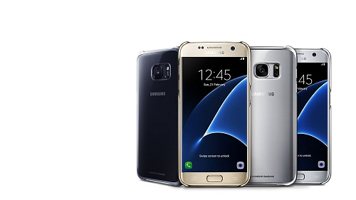Clear cover Samsung Galaxy S7 - caracteristici