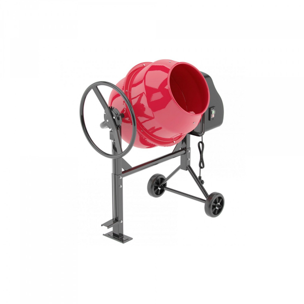 Betoniera 550 W 140 litri 0