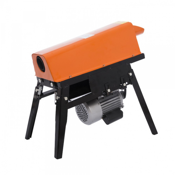 Batoza de curatat  porumb electrica cu picioare patrate 5TY-40-90, 1.8KW, 200KG/H 1