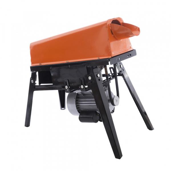 Batoza de curatat  porumb electrica cu picioare patrate 5TY-40-90, 1.8KW, 200KG/H 0