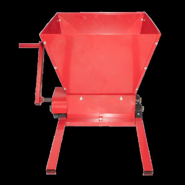 Zdrobitor struguri manual FERMER HGP-50, capacitate 300-500 kg/ora, cuva 25 litri 1