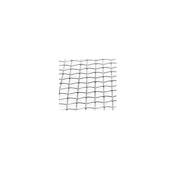 Plasa sarma subtire si ochiuri dese Zn 1x12 m - 2.1x2.1x0.30 mm 1