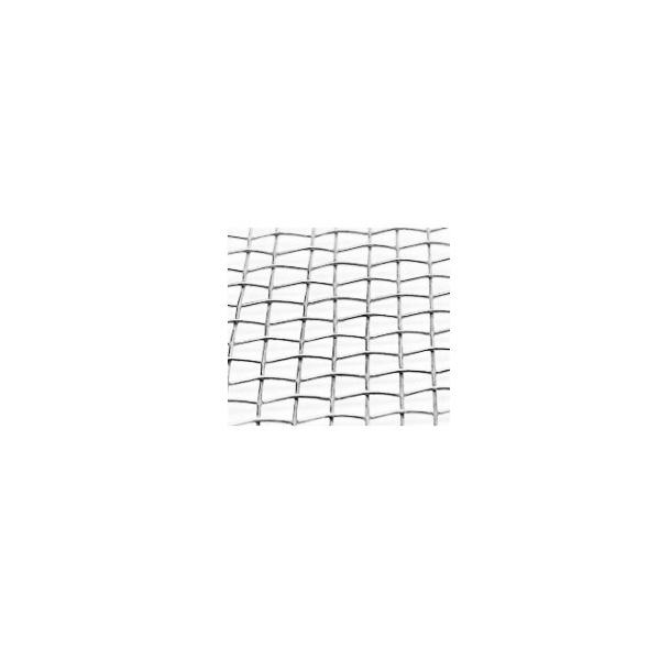 Plasa sarma subtire si ochiuri dese Zn 1x12 m - 2.5x2.5x0.56 mm 1