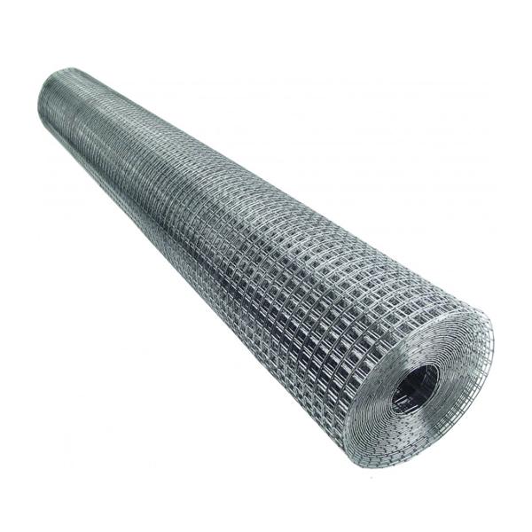Plasa sarma Zn sudata 1x10 m - 13x13x0.9 mm 0