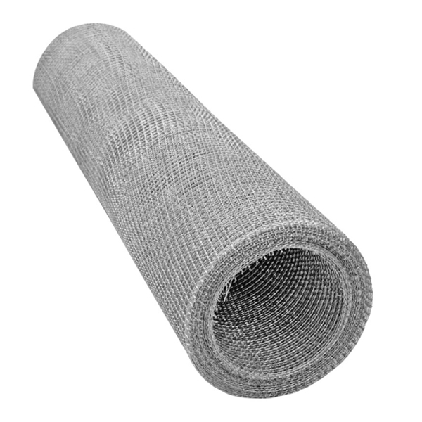 Plasa sarma groasa si ochiuri rare Zn 1x12 m - 7.6x7.6x1 mm 0