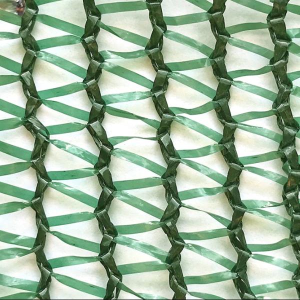 Plasa umbrire 1.5x100 m - verde - 40 g/mp 1