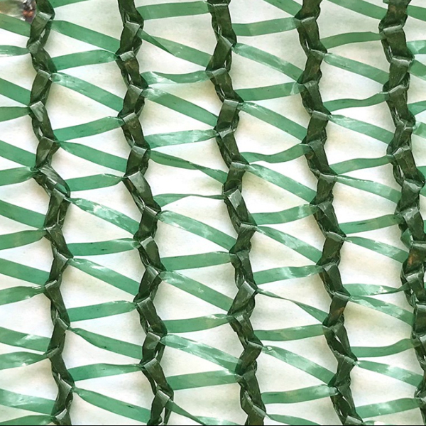 Plasa umbrire 4x25 m - verde - 40 g/mp 1