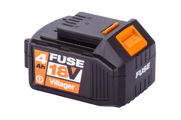 Baterie FUSE 18 V/4 AH 0
