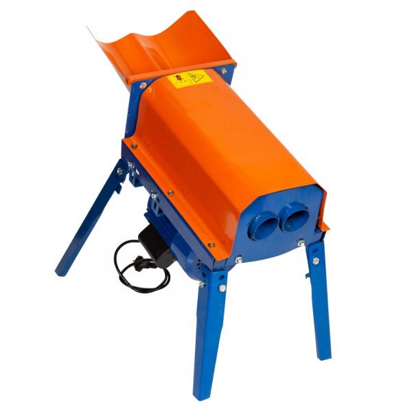 Batoza dubla de curatat porumb electrica 5STY-50-90, 2.2KW, 300KG/H 1