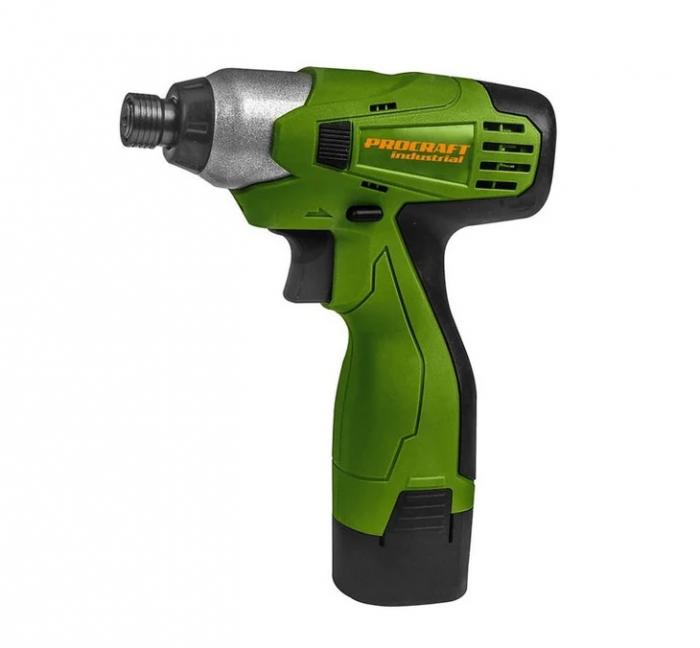 Set Autofiletanta + Pistol cheie impact cu acumulator Procraft Industrial PA168SET, 16.8V, 2Ah, mandrina 2-13mm [1]