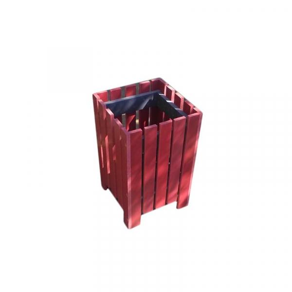Coș urban pentru gunoi 2