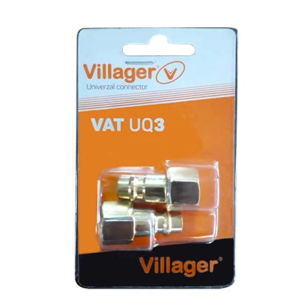 Conector universal VAT UQ 3 0