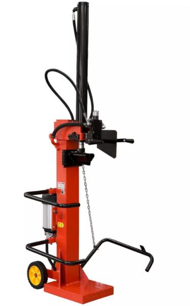 Despicator de busteni electric 4000 W si presiune maxima 16 tone 0