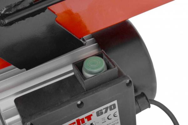Despicator de busteni electric, 2000 W ,presiune maxima 7 T 1