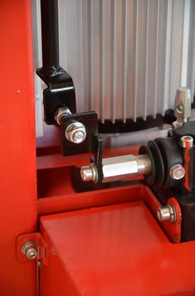 Despicator de busteni electric 3700 W, presiune maxima 10 tone 2
