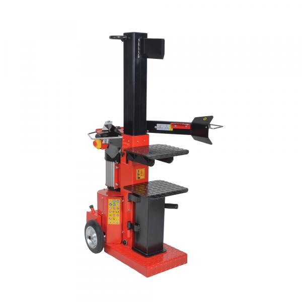 Despicator de busteni electric 4300 W, presiune maxima 14 tone 0