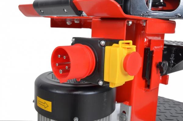 Despicator de busteni electric 4300 W, presiune maxima 14 tone 2