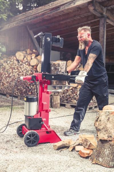 Despicator lemne electric 8 tone AL-KO LSV 8 1
