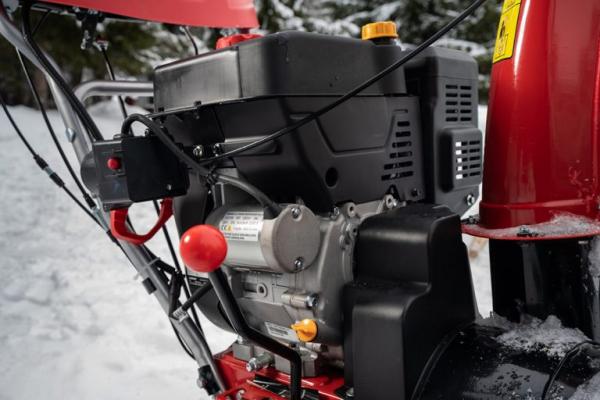 Freza zapada benzina 76 cm AL-KO SnowLine 760 TE 6