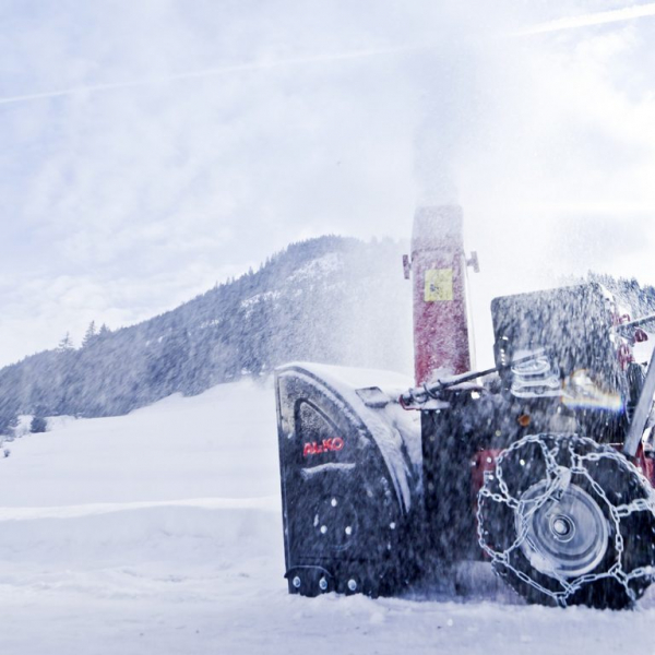 Freza zapada benzina AL-KO SnowLine 560 II 8