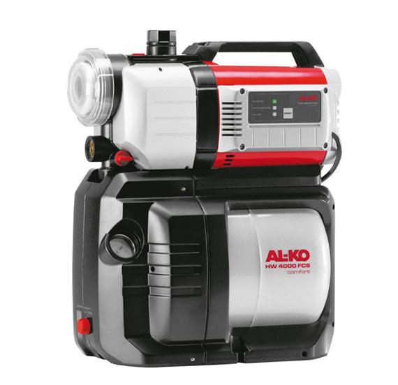 Hidrofor electric AL-KO HW 4000 FCS Comfort 0