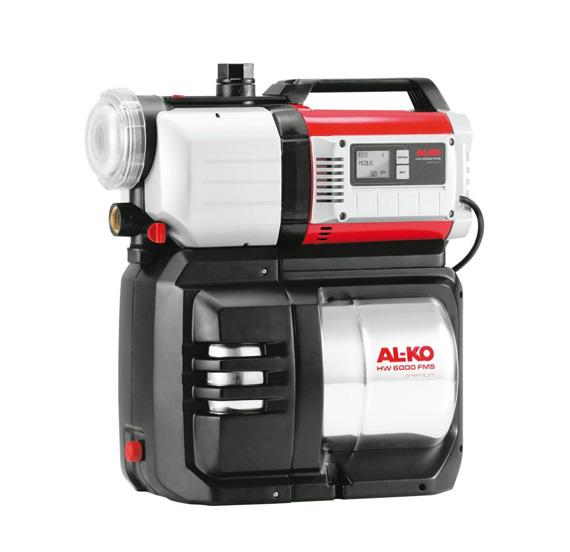 Hidrofor electric AL-KO HW 6000 FMS Premium 0