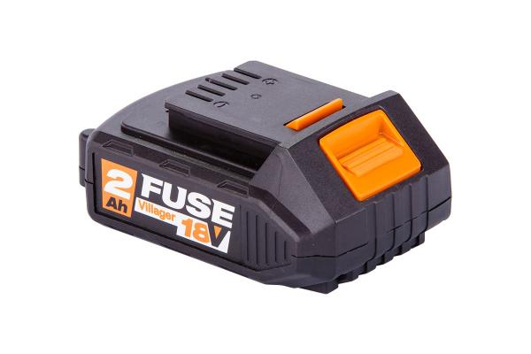 Baterie FUSE 18 V/2 AH 0
