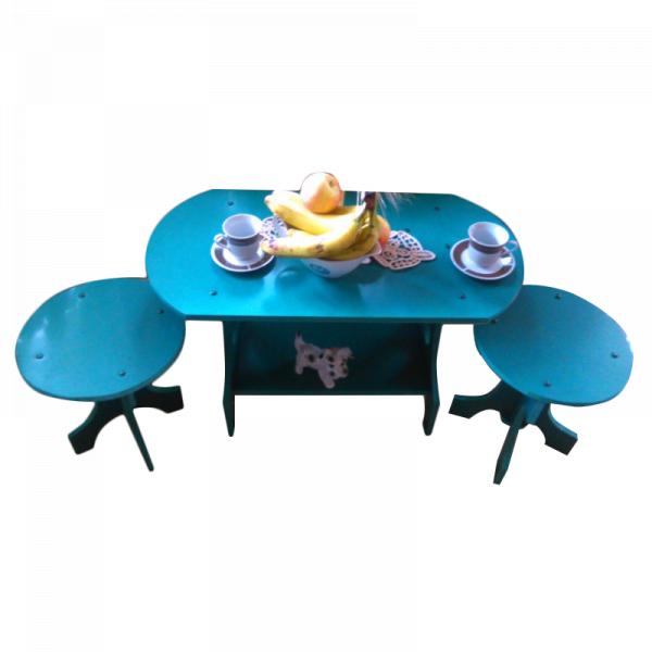 Masă cu două scaune [0]