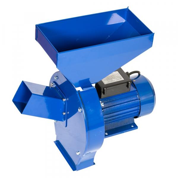Moara electrica cu ciocanele CM-1.1E, 3500W, 200KG/H, 3000 RPM 1