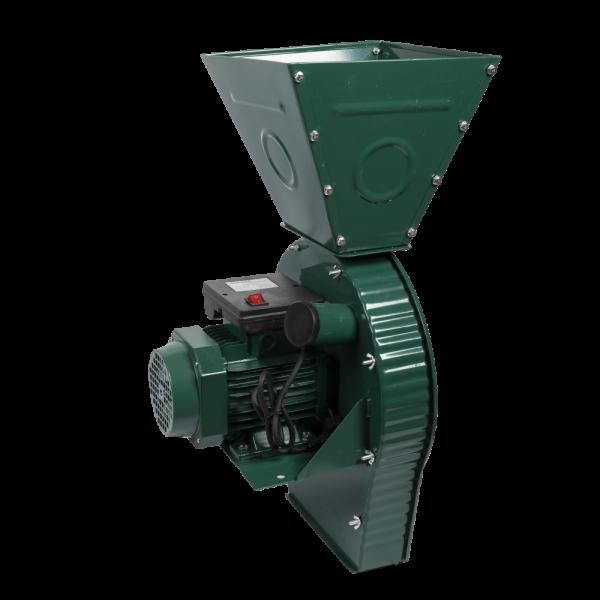 Moara electrica cu ciocanele CM-1.8C, 3500W, 360KG/H, 2800 RPM 1