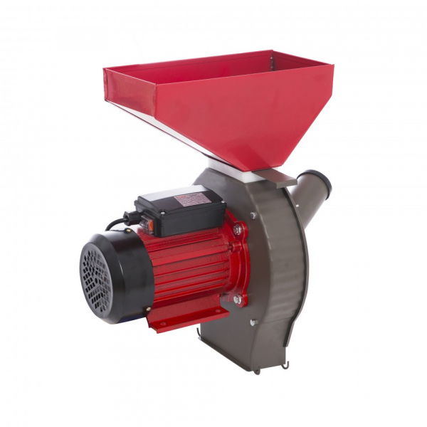 Moara electrica cu ciocanele MKZ-240, 3.5 KW, 200 KG/H, 2850 RPM, 3 SITE 0