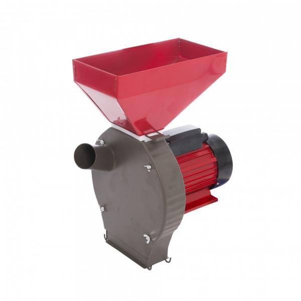 Moara electrica cu ciocanele MKZ-240, 3.5 KW, 200 KG/H, 2850 RPM, 3 SITE 2