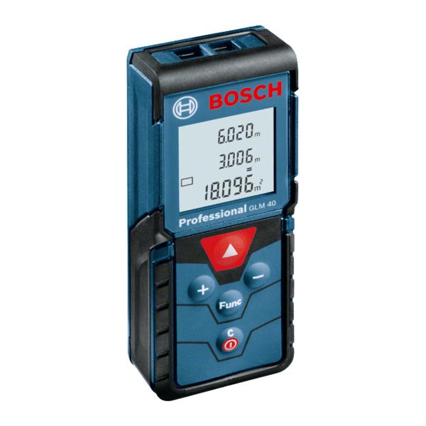 Telemetru cu laser GLM 40 Professional 0
