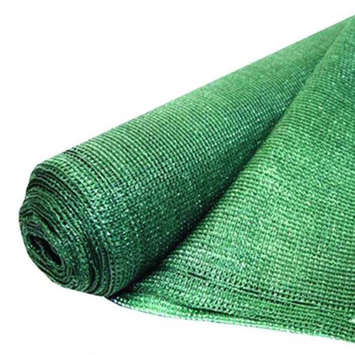 Plasa umbrire 1,7x50 m - verde - 35 g/mp [0]