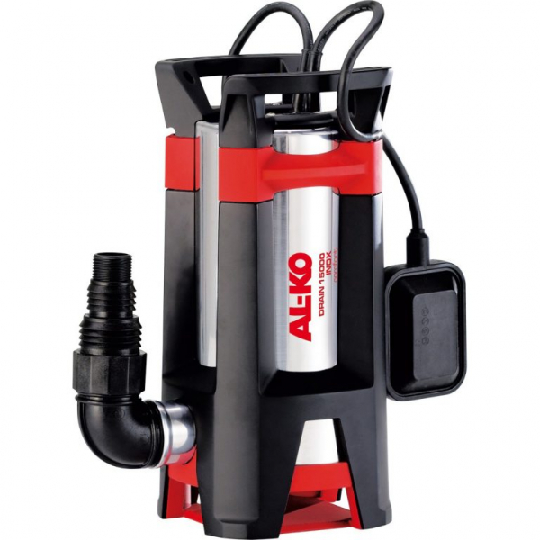 Pompa electrica submersibila AL-KO Drain 15000 Inox Comfort 0