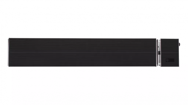 Aeroterma cu infrarosu - radiator HECHT 3418 1