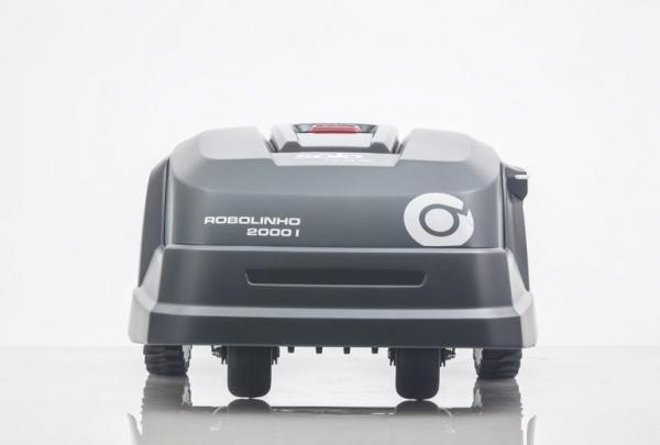 Robot pentru tuns gazonul solo by AL-KO Robolinho 2000 I 1