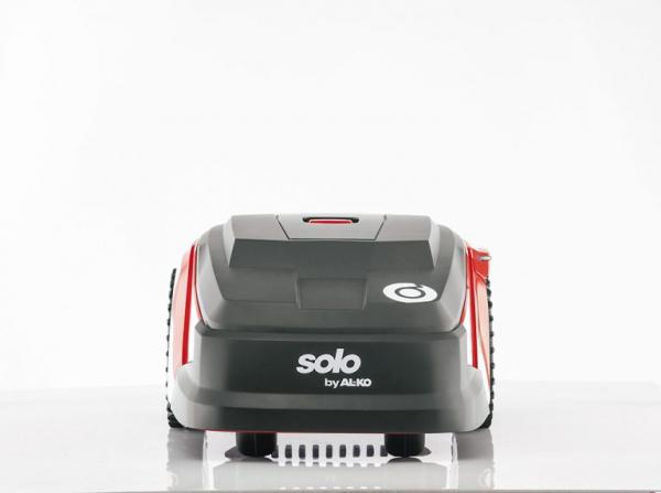Robot pentru tuns gazonul solo by AL-KO Robolinho 700 E 3
