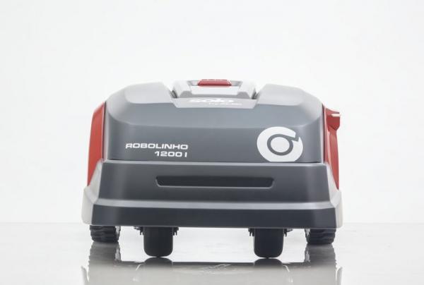 Robot tuns gazon solo by AL-KO Robolinho 1200 E 1