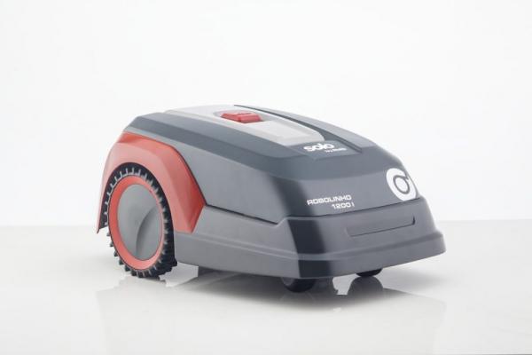 Robot tuns gazon solo by AL-KO Robolinho 1200 E 4
