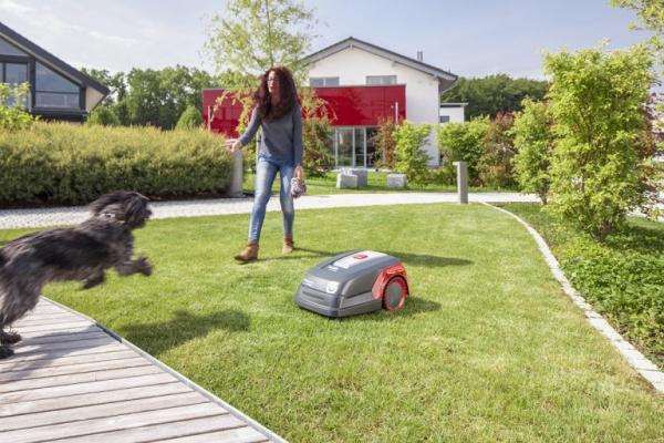 Robot pentru tuns gazonul solo by AL-KO Robolinho 1200 I 3