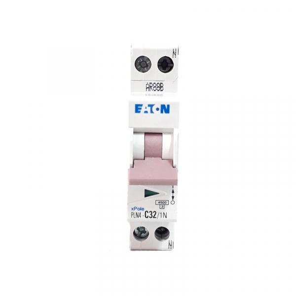 Siguranta automata EATON , 1P+N, 4.5KA, PLN4-C32/1N 1