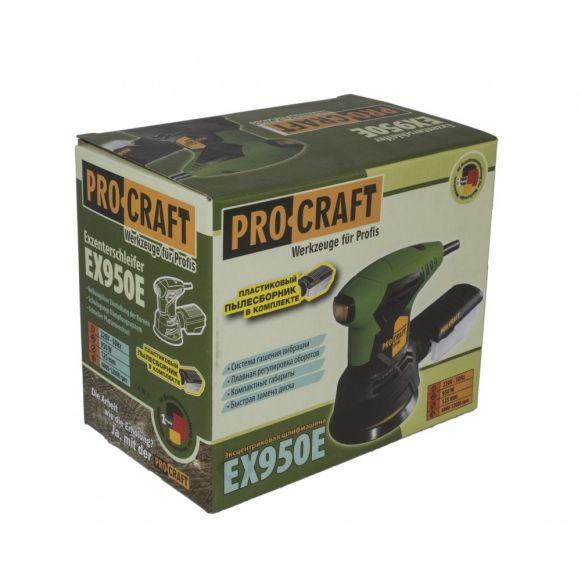 Slefuitor excentric Procraft EX-950E, 950 W, 125 MM, 12000 Rpm [3]
