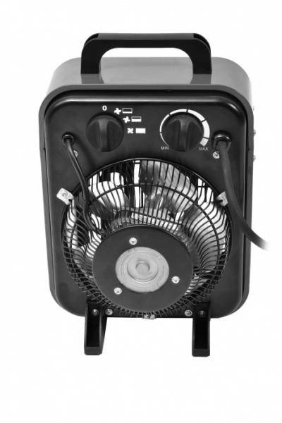 Termosuflanta cu ventilator și termostat HECHT 3500 1