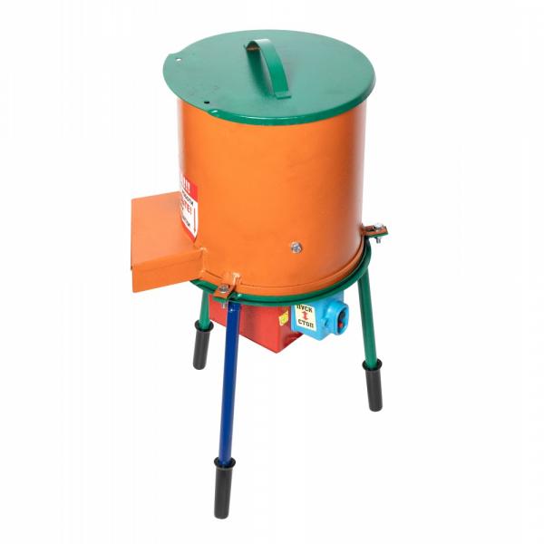 Zdrobitor electric BOCIKA, 1.8 KW, 400KG/H 0