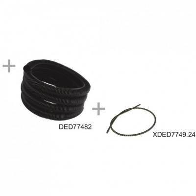 Mașină de șlefuit pereți cu braț extensibil DED7748, putere 710 W1