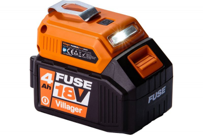 Lampă cu acumulator VLN 9920 FUSE 18 V, Li-ion0