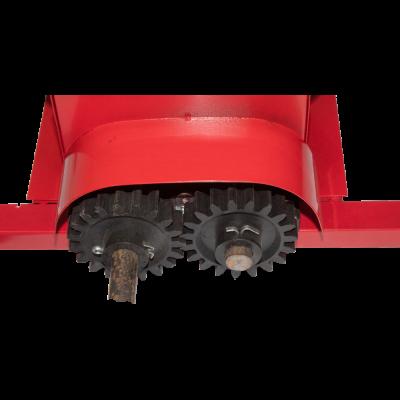Zdrobitor struguri manual FERMER HGP-50, capacitate 300-500 kg/ora, cuva 25 litri2